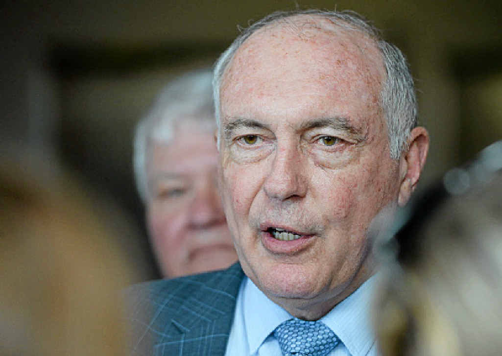 STRONG VIEW: Former Deputy Prime Minister Warren Truss.